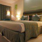Un lit potentiellent infesté par des punaises de lit