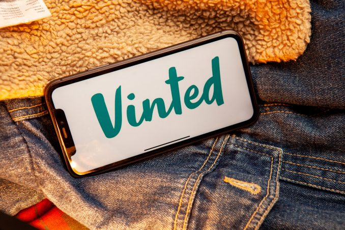 L'application Vinted pour vendre et acheter des vêtements neufs ou d'occasion