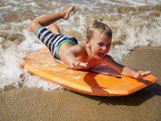 Le bodyboard, une activité sportive estivale prisée