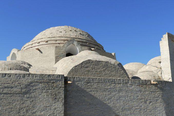 Boukhara et ses monuments