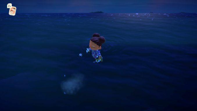 Des bulles dans l'eau : c'est le moment de plonger