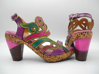 Des chaussures originales pour femme signées Irregular Choice