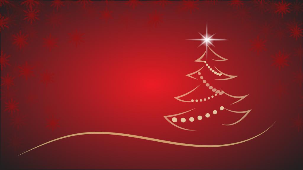 Un fond d'écran gratuit spécial pour fêter Noël
