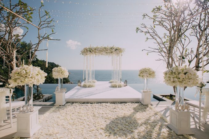 Un lieu rêvé pour organiser un mariage