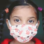 Un masque personnalisé spécial Coronaviru