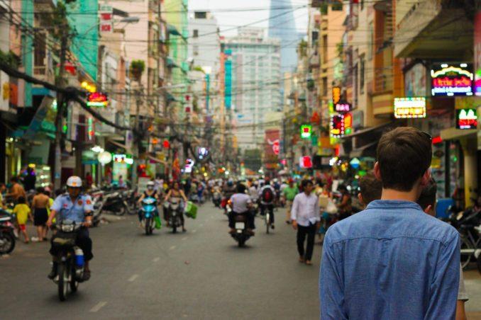 Pollution et écologie en Thailande