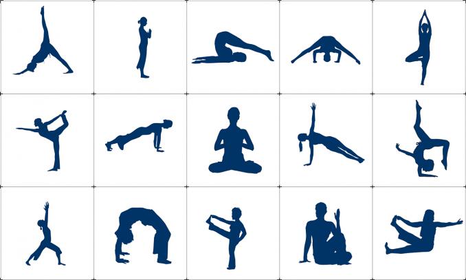 Quelques positions de Yoga à faire seul.e ou en famille avec ses enfants