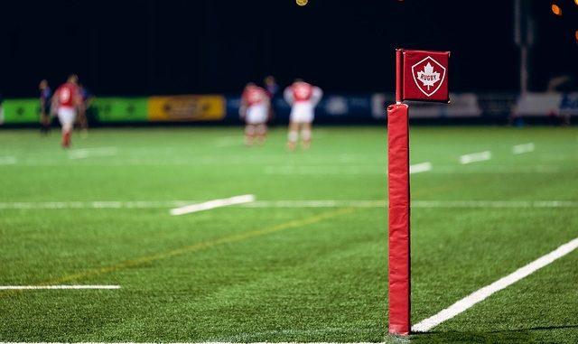 plaque funéraire rugby