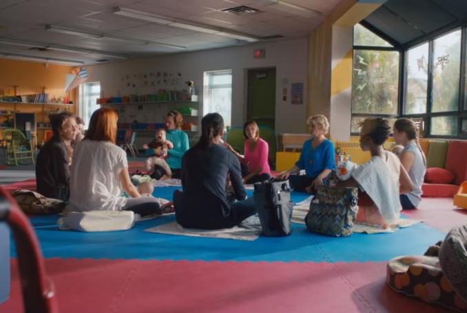 Un extrait de la série Working Moms sur Netflix : les difficultés des femmes modernes