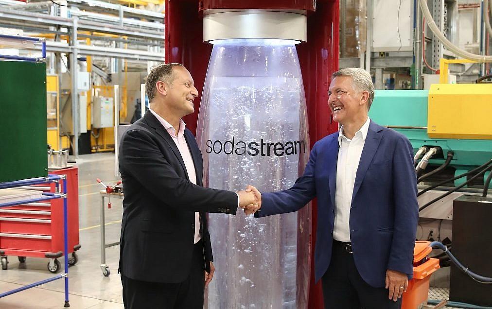 Sodastream arrête ses activités le 20 septembre pour la grève climatique mondiale