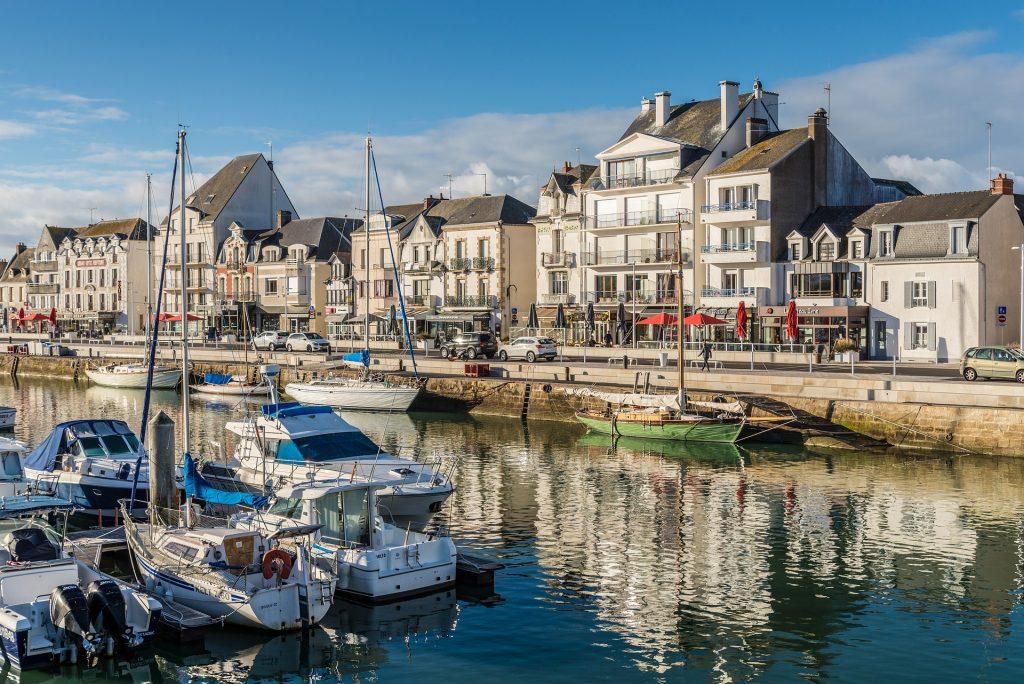 Vacances au bord de la mer en France